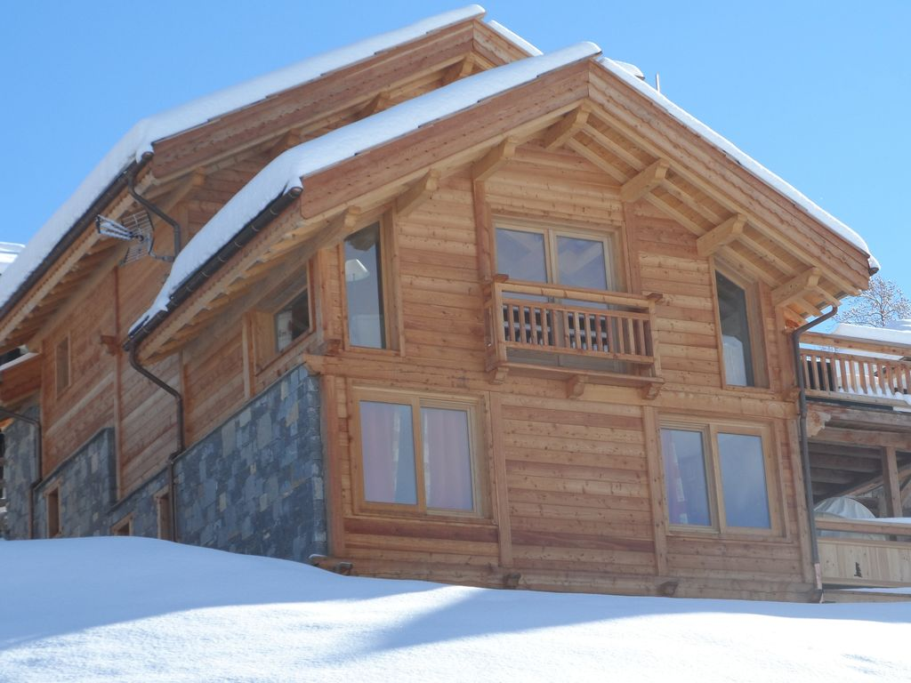Chalet in montagna per 18 persone nel vars   876401