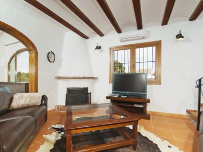 Photo for Vacation home Mabrouk in Jávea/Xàbia - 4 persons, 2 bedrooms