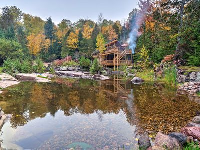 'Homestead' Cabin w/ Direct Oconto River Access!