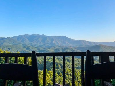 Photo for Insane Views GSMNP/Near DwTN Gatlinburg/Hot Tub