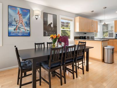 Photo for Seattle Vacation Home: The Olympics - Well located high-end 4 bed/3.5 bath