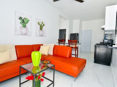 Photo for Modern Beach Apartment #3, Fully Loaded - Rosil Place