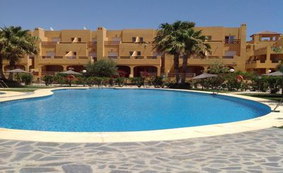 Photo for 3 bedroom accommodation in VERA PLAYA