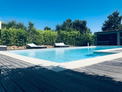 Photo for Villa Lou  : Charming 4BR Villa With Swimming Pool Near Saint-Tropez