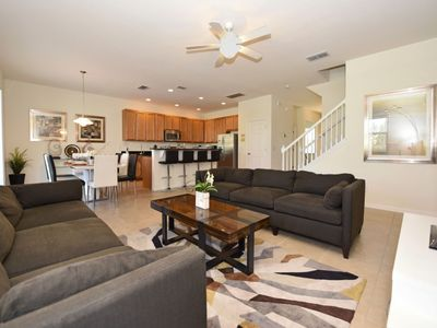 Photo for Florida Paradise-6BD Pool HM-Solterra Resort-Near Parks, Golf, Shopping & More