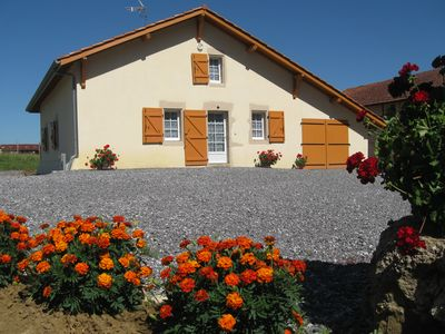 Photo for INDIVIDUAL HOUSE 3 * near DAX and PRECHACQ (LANDES) for your holidays or cure
