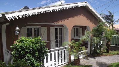 Photo for charming Creole house 120 m2