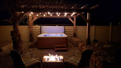 Photo for The Ranch House Sleeps 20, Electric Bikes, Hot Tub