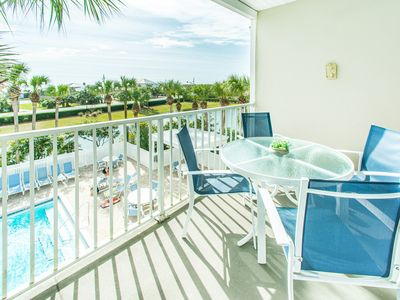 Photo for 30A☀Near Bch-3 Pools☀️Inspected &Disinfected☀️1BR+Bunks Gulf Place Caribbean 309