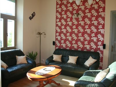 Photo for Jewel of Central Buda - spaciois, luxorious 4-bedroom apt at Gellért Hill