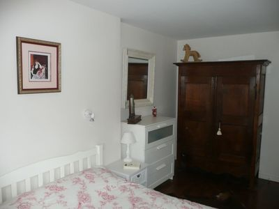 Photo for Apartment historic center Honfleur luminous calm renovated, wifi