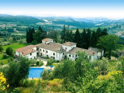 Photo for Agri-tourism Villa Grassina, Pelago  in Um Florenz - 2 persons