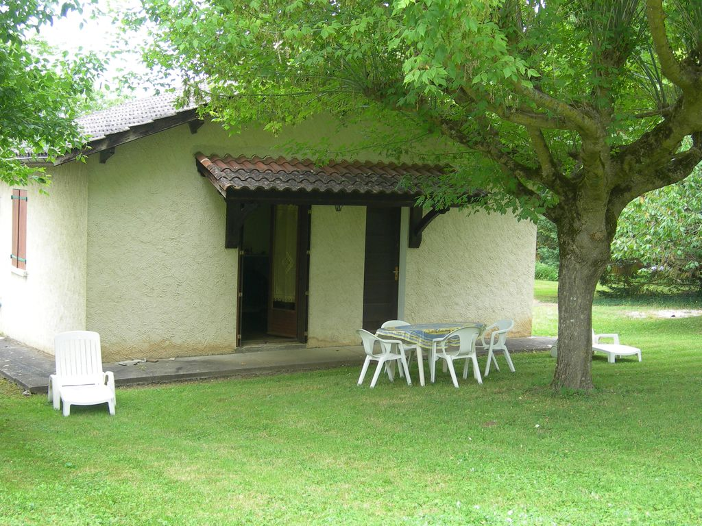 Landes Dining Room Detached House Situated In The Countryside Close To