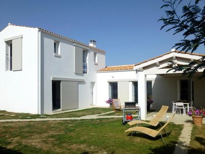 Photo for Charming house for 6 people on the seafront at St Denis d'Oléron