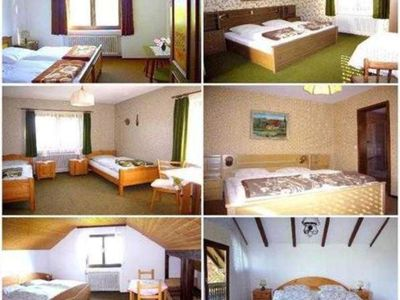 Photo for Rooms (online) - Gasthaus-Pension Zum Brandweiher
