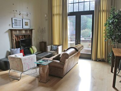 Photo for Unique Artist Studio Loft in Mill Valley, California