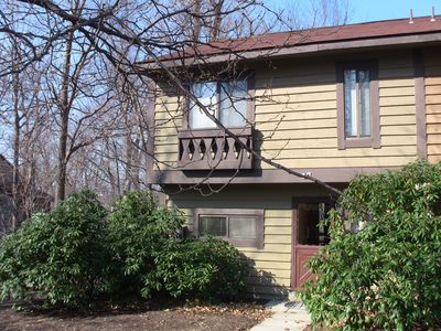 Photo for Spacious Seven Springs Townhome.  Sleeps 10. Minutes from the slopes.