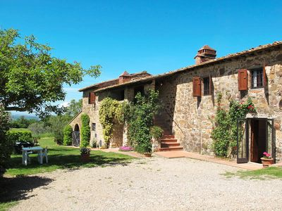 Photo for Vacation home Podere Il Casino  in S. Casciano Val di Pesa, Florence and surroundings - 8 persons, 4 bedrooms