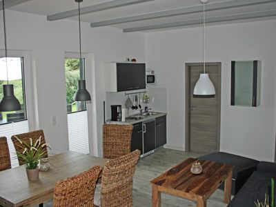Photo for Apartment III with fireplace - Ferienappartements in Middelhagen (partly with fireplace)