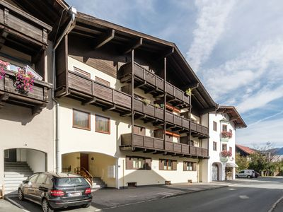 Photo for Apartment in quiet street in the centre of Kitzbühel