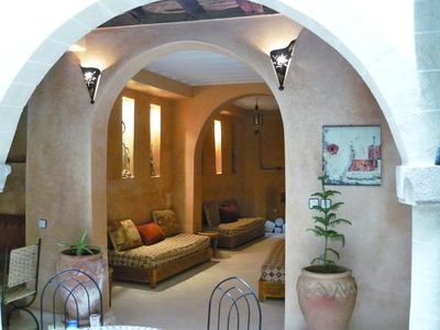 Photo for Charming private riad Essaouira historic centre ideal for your get-togethers