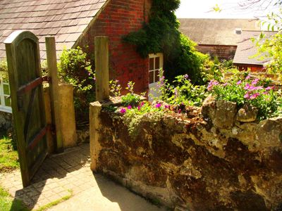 Photo for Barn Cottage on The Garlic Farm on the Isle of Wight - Sleeps 4