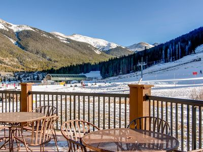 Photo for Cozy 3 bedroom Condo/Ski-In, Ski-Out/Golf-on, Golf-off