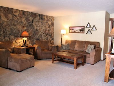 "Photo for Your ""Home Away from Home"" Condo at Lake Cliffe condos in Dillon"