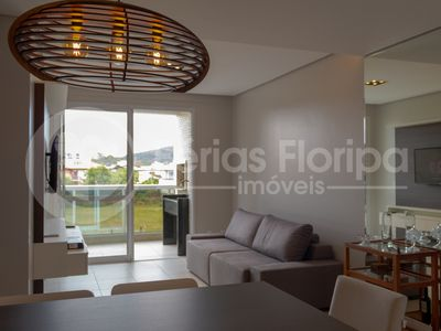 Photo for Pamplona Beach 2 bedrooms with air, excellent furniture 50 meters from the sea