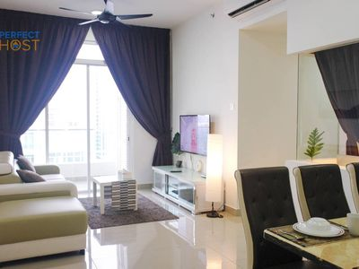 Photo for CJ #1 Modern Condo @ Mutiara Ville close to Mall