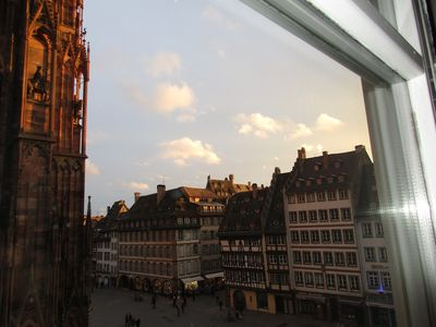 Photo for 2 rooms furnished 45m2 Cathedral Square Downtown Strasbourg