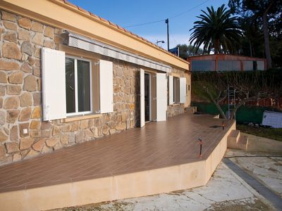 Photo for Independent House a few meters from the beach