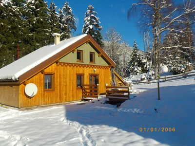 Photo for Chalet New 6 persons Pets welcome
