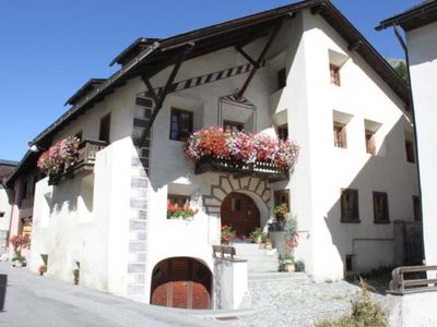 Photo for Holiday apartment Zernez for 2 - 3 persons with 1 bedroom - Holiday apartment in one or multi-family