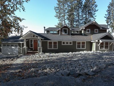 Photo for BEAUTIFUL SANDPOINT/HOPE LAKE HOME