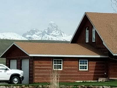 Photo for 4BR House Vacation Rental in Tetonia, Idaho