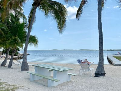 Photo for Newly Remodeled! Stunning Beach/Direct Water View!  Bring Your Boat!