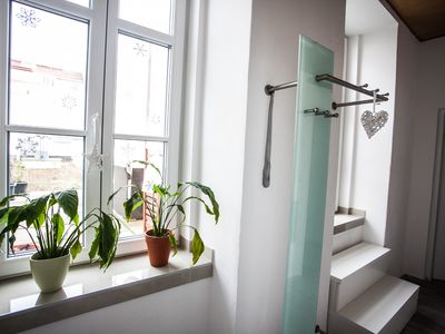 Photo for Cozy 2 room apartment with terrace, next to Stadthalle, right on the subway