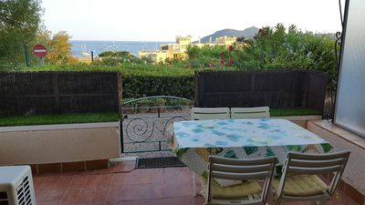 Photo for Family holidays at Agay 200 m from the sea and shops.