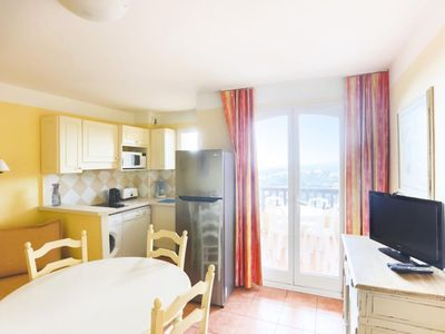 Photo for Les Terrasses des Issambres - Maeva Individual - 2 Rooms 4/5 People Selection