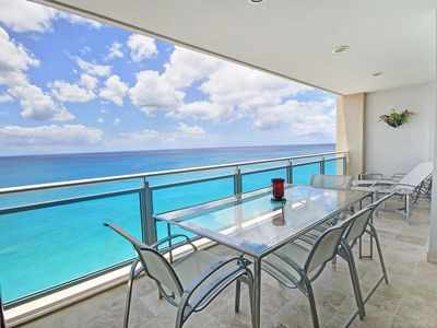 Oasis@The Cliff:  'A Memorable Oceanfront Luxury Experience'