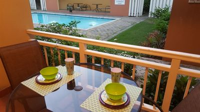 Photo for Contemporary Spacious 2 Bedroom, 2 Bathroom Condo with Pool