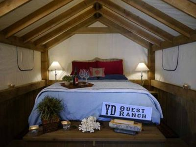 Photo for YD Guest Ranch offers unique luxury accommodations in the heart of nature