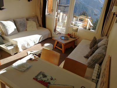 Photo for 1BR Apartment Vacation Rental in Morzine, Auvergne-Rhône-Alpes