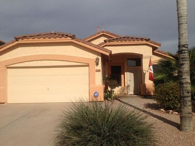 Photo for FANTASTIC MESA HOME NOW WITH A HEATED POOL .