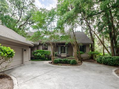 Photo for 4 BR/ 3BA Secluded Home on Lagoon
