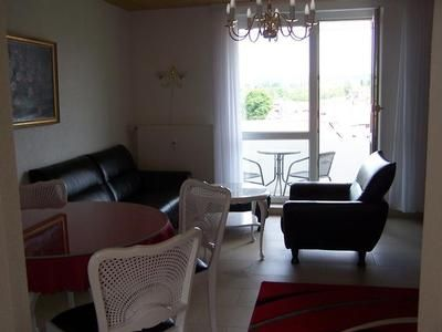Photo for Apartment Bad Berka for 2 persons with 1 bedroom - Apartment in one or Mehrfamilienh