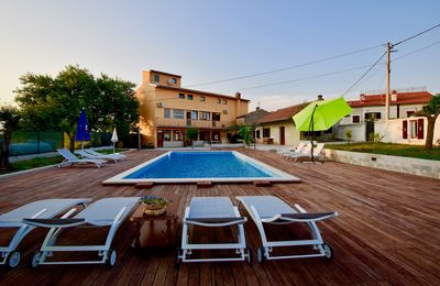 Photo for Holiday apartment with the pool A3
