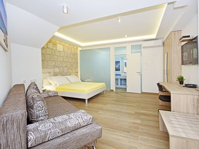 Photo for Apartment in the center of the old town of Split (Croatia)