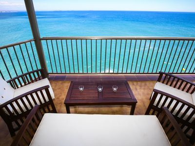 Photo for MARC apartment with marvelous sea views